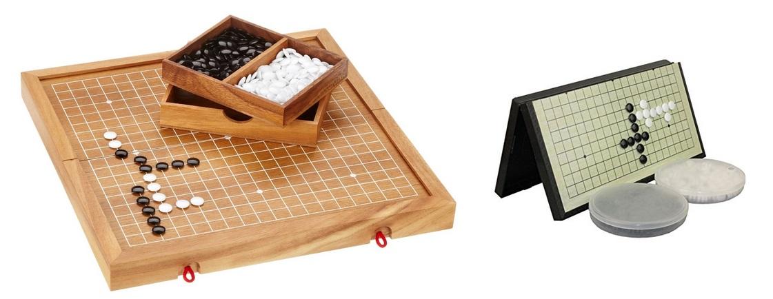 Un arte asiático en forma de juego de mesa: Go