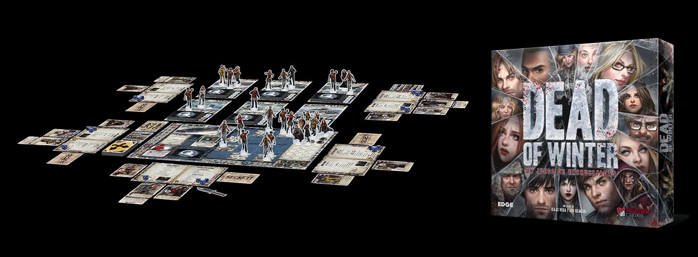 Vienen los zombies... ¡Dead of Winter!